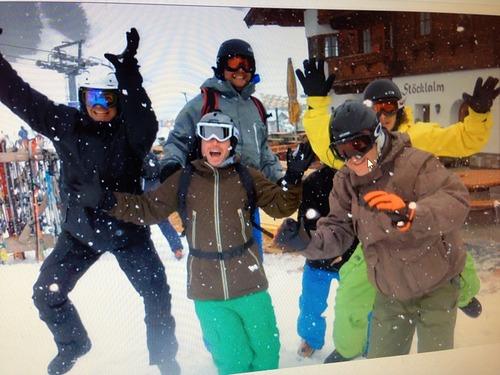 Söll Ski Resort by: patfargin