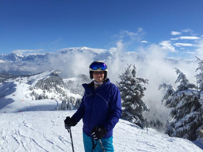Mont Blanc Massif, Flumet - Saint Nicolas La Chapelle