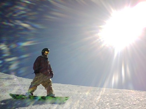 Mt Bachelor Ski Resort by: Bill Ettinger