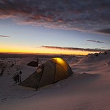 Australia Winter Sunrise, Ben Lomond