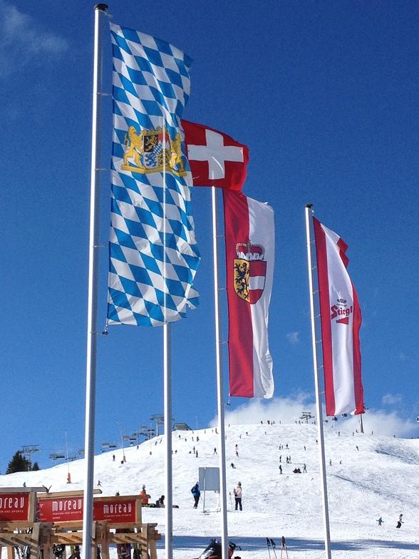 Schmitten Hohe from Breiitekalm, Zell am See