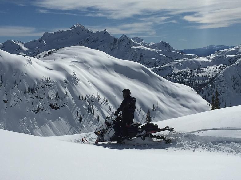 Mike Wiegele Heli-Skiing Resort snow