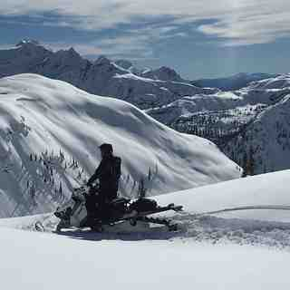 Top of the World Tracks, Mike Wiegele Helicopter Skiing