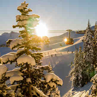 Sunrise, Whistler Blackcomb