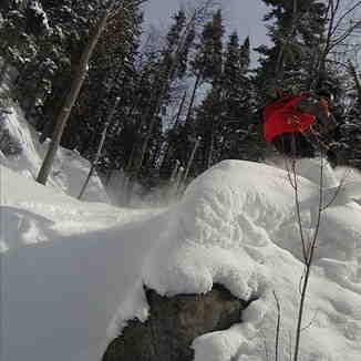 Morning Gap!, Ski La Reserve