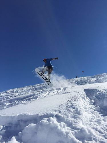 Scheffau Ski Resort by: Angie.gales