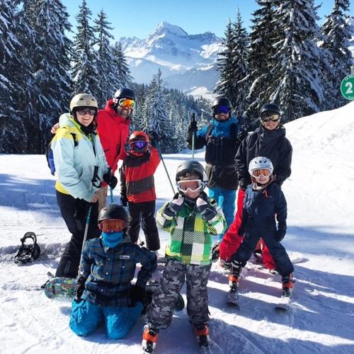 Flumet - Saint Nicolas La Chapelle Ski Resort by: Elton