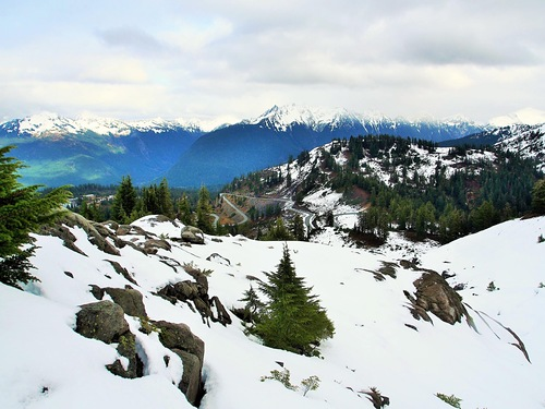 Mount Baker Ski Resort by: Brad Maiolo