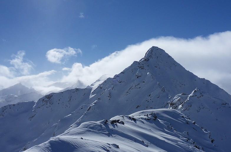 Sölden peak