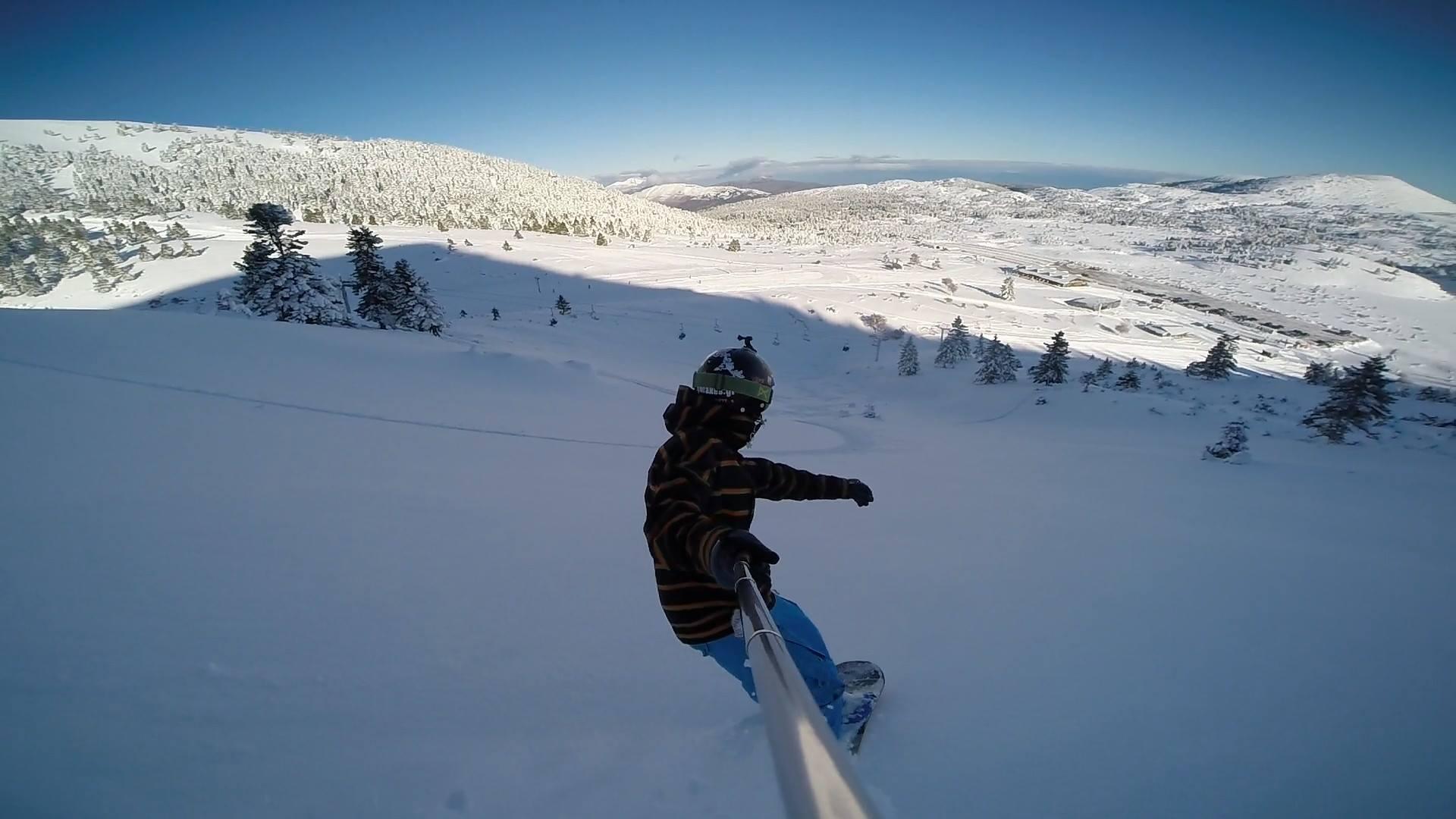 Kalavrita Run, Kalavryta Ski Resort