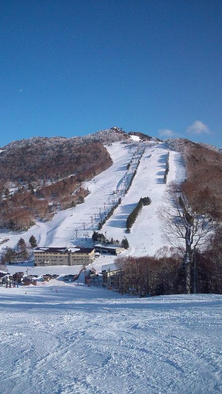 Shiga Kogen-Takamagahara Mammoth snow