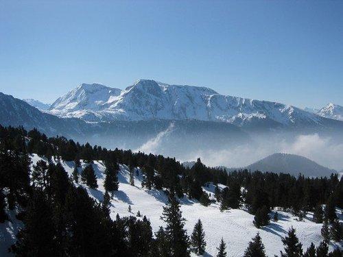 Chamrousse Ski Resort by: Christina Winstanley