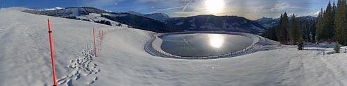 Megeve Ski Resort by: John Kinnear