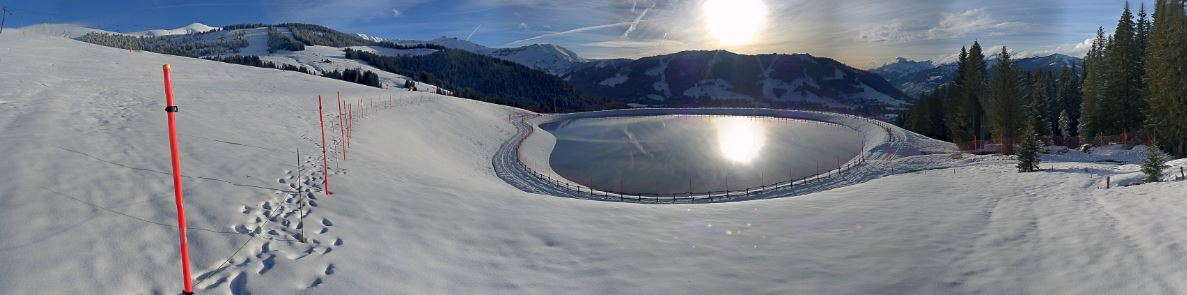 Lac D'Arbois, Megeve