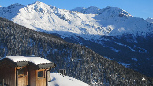 Sainte Foy Ski Resort by: Robert