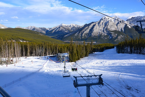 Nakiska Ski Resort by: Michaela Hurtaj