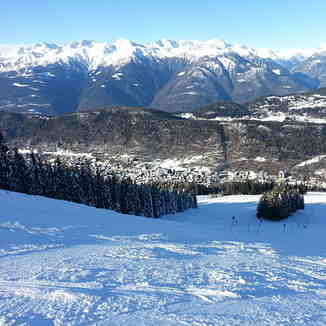 Valscesa  - black slope, Aprica