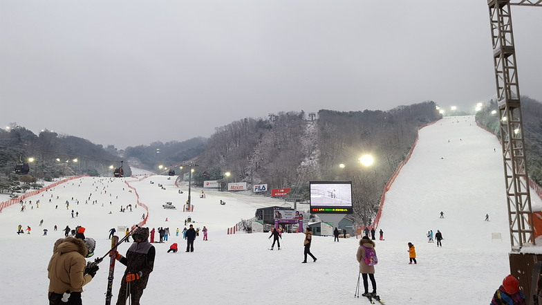 Vivaldi Ski Park World snow