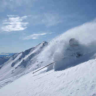 Marmot Basin powder