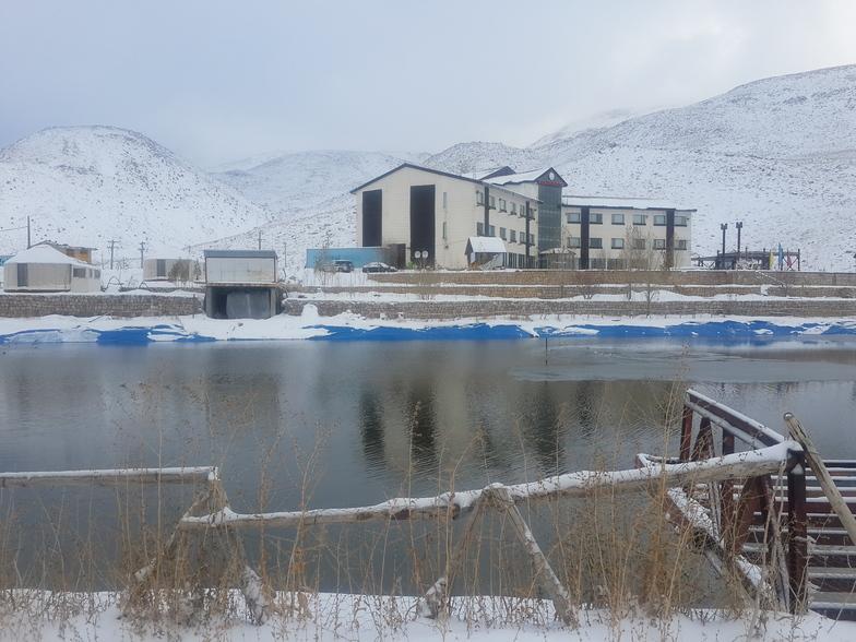 4 star hotel in pooladkaf resot, Pooladkaf Ski Resort