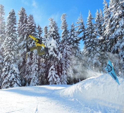 Mt Hood Meadows Ski Resort by: CHRIS LOAR