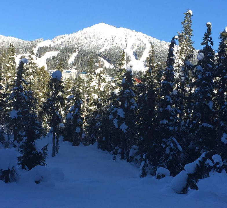 opening is only days away., Mount Washington