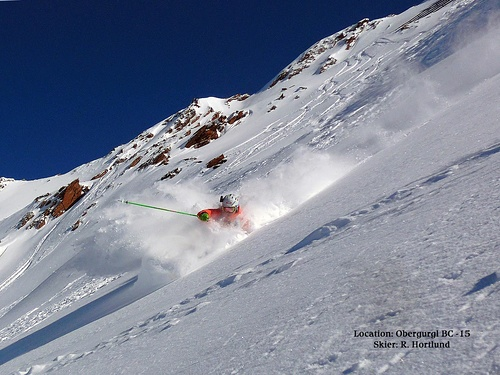 Obergurgl Ski Resort by: Robert Hortlund