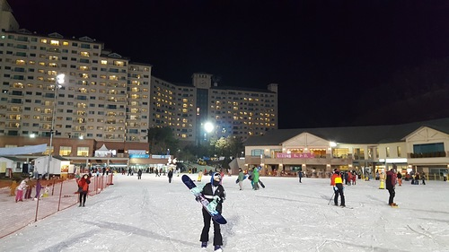 Oak Valley Ski Resort  Reiseführer Skiort