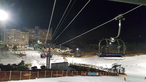 Oak Valley Ski Resort Ski Resort by: Byung Chun,Moon