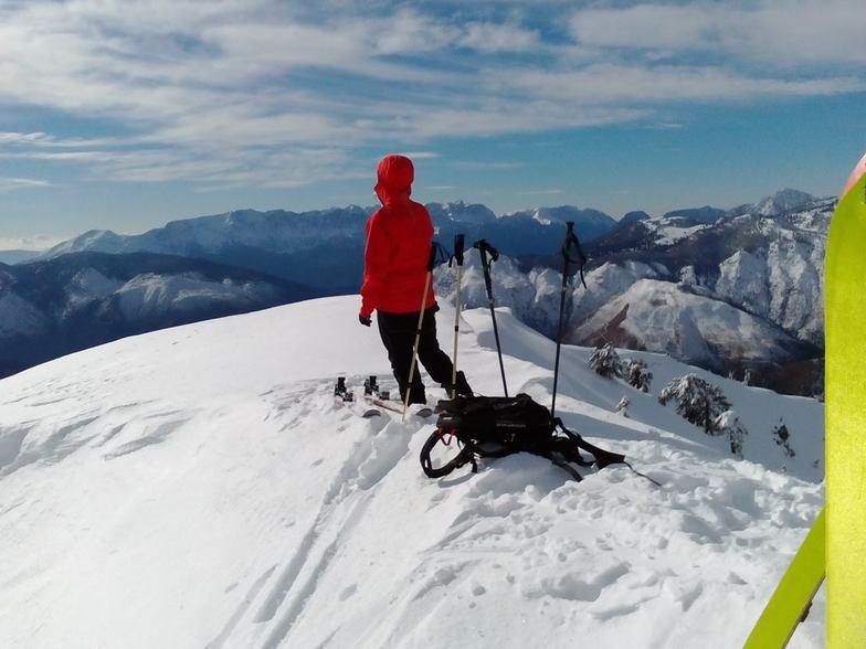 summit, Vasilitsa