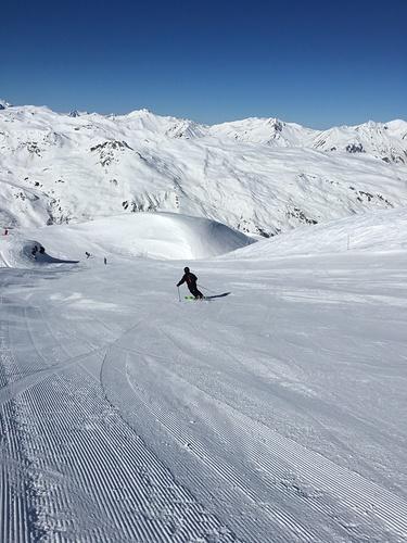 Mottaret Ski Resort by: Gordon Young