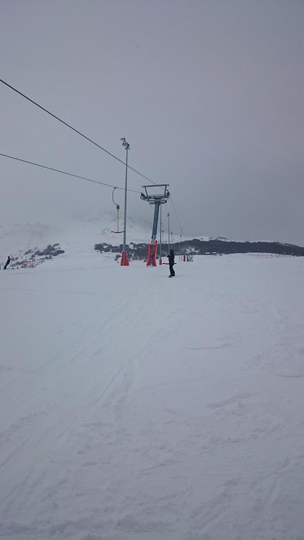 YILDIZ, Yildiz Ski Resort