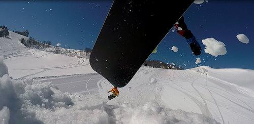 Suhara Ski Resort by: suharatto
