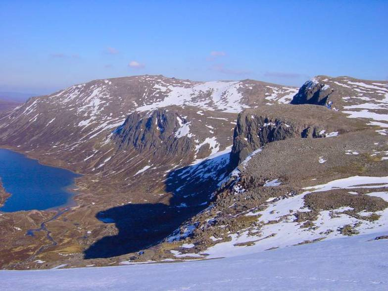 cold day, Cairngorm