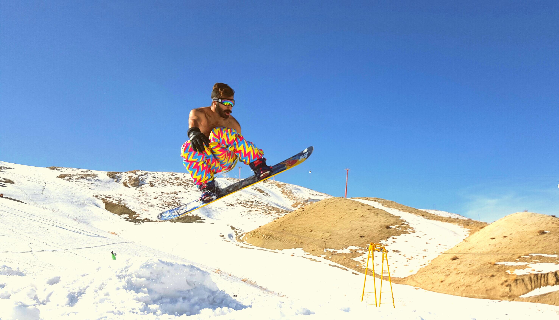 milaaaaaaaaaaaaad, Pooladkaf Ski Resort