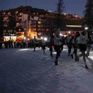 Snow Trail des Neiges, Valberg