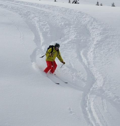 Saint Gervais Ski Resort by: Roger Doidge