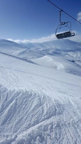 Cedars Ski Resort by: jawdat arnouk
