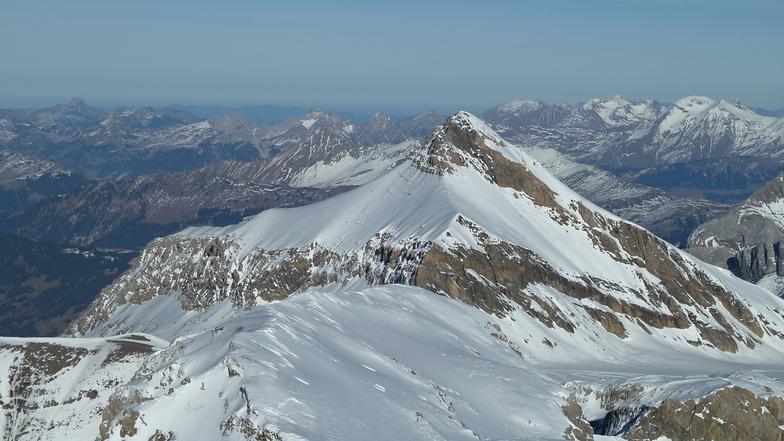 Oldenhorn 3123 m, Les Diablerets
