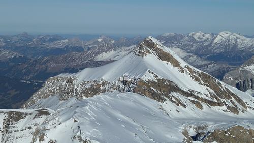Les Diablerets Ski Resort by: Jean-Claude Rossignol