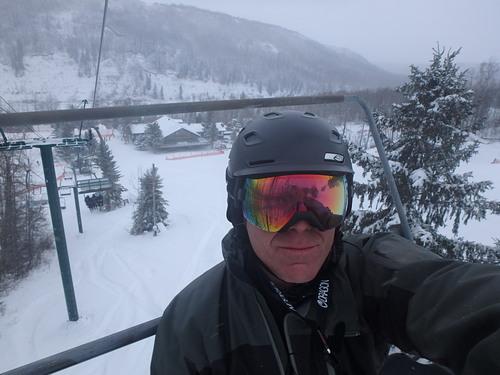 Canyon Ski Area Ski Resort by: Steve