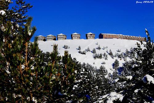 Zigana Ski Resort by: murat eroğlu
