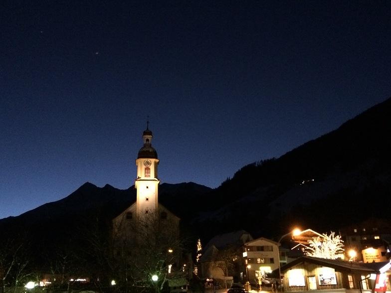 Kirche, Stubai Glacier
