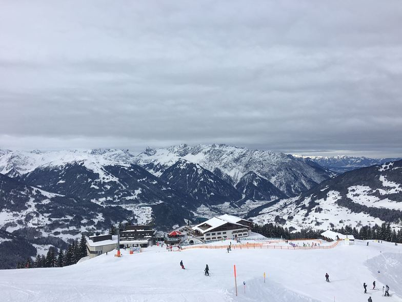Hochjoch-Schruns snow