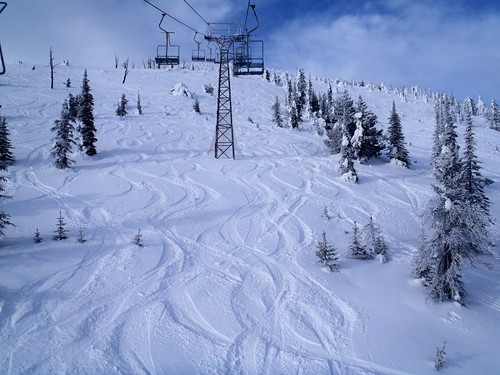 Baldy Mountain Resort Ski Resort by: john doe