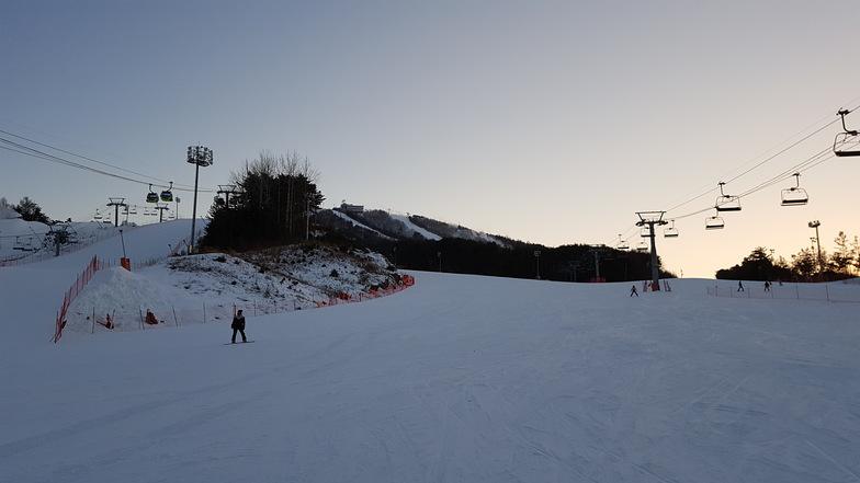 Welli Hilli Park snow