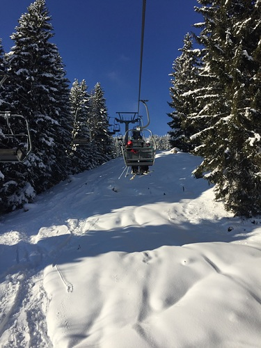 Hochkönig Ski Resort by: Ben Frank