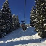 Ascending int ski heaven, Hochkönig