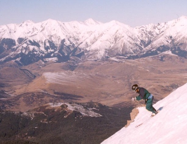 Broken River Ski Club, NZ, Craigieburn