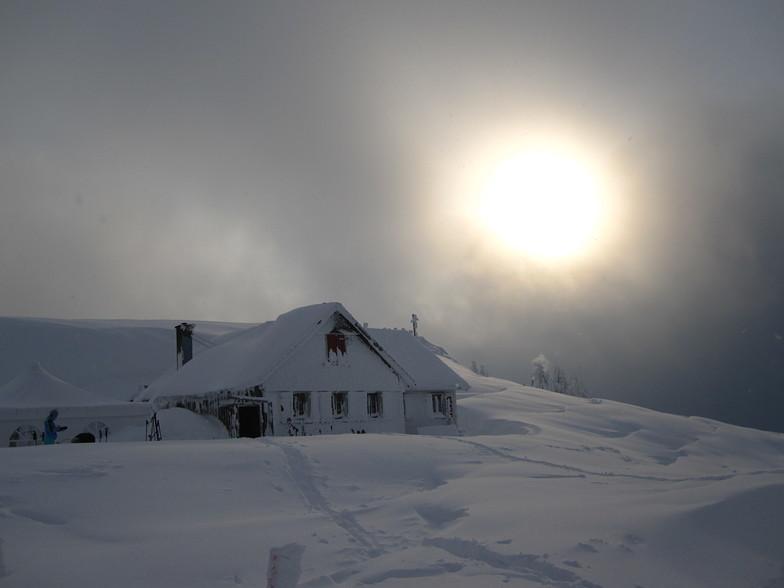 Ebnat-Kappel - Toggenburg snow